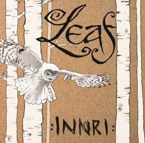 LEAF CD cover design