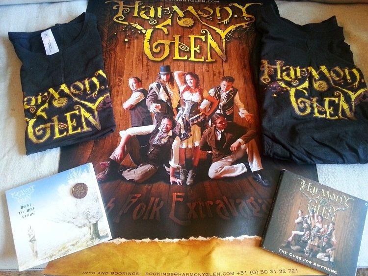 Harmony Glen - Prizes (750p)