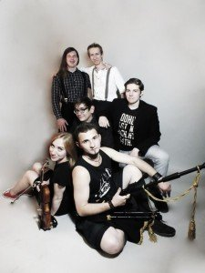 Random Reel - The band