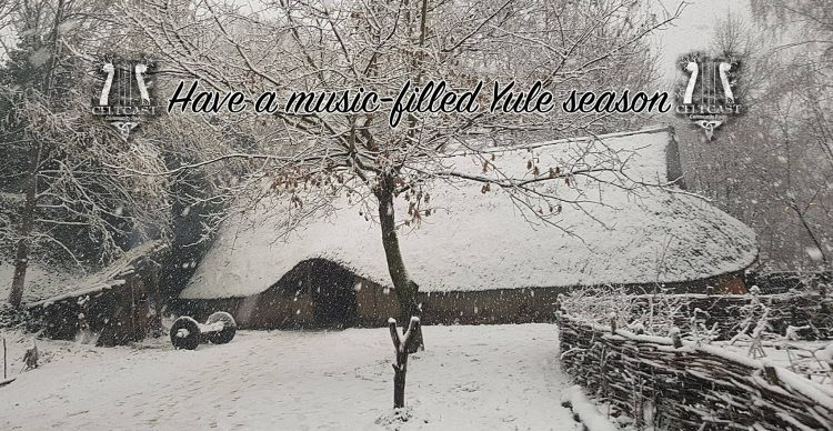 Have a music-filled Yule season