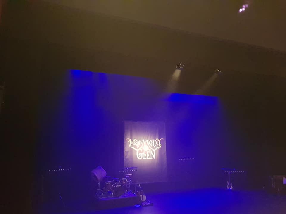 Harmony Glen album release party - Noordwijk!
