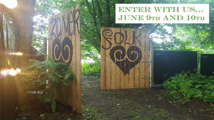 The gates to zomerfolk