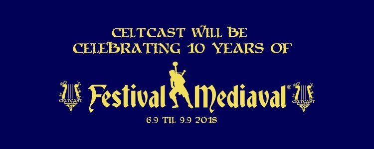Celtcast will be there