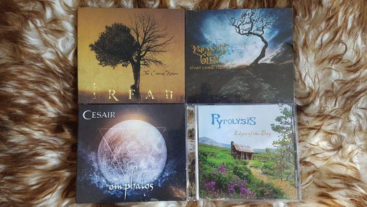 Irfan, Cesair, Pyrolysis, Harmony Glen