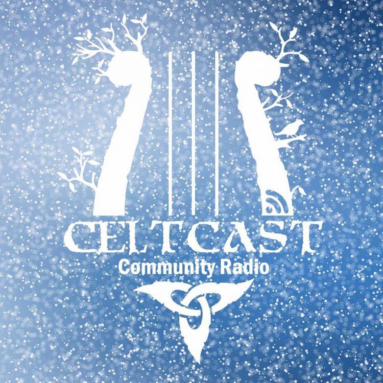 Winter CeltCast logo